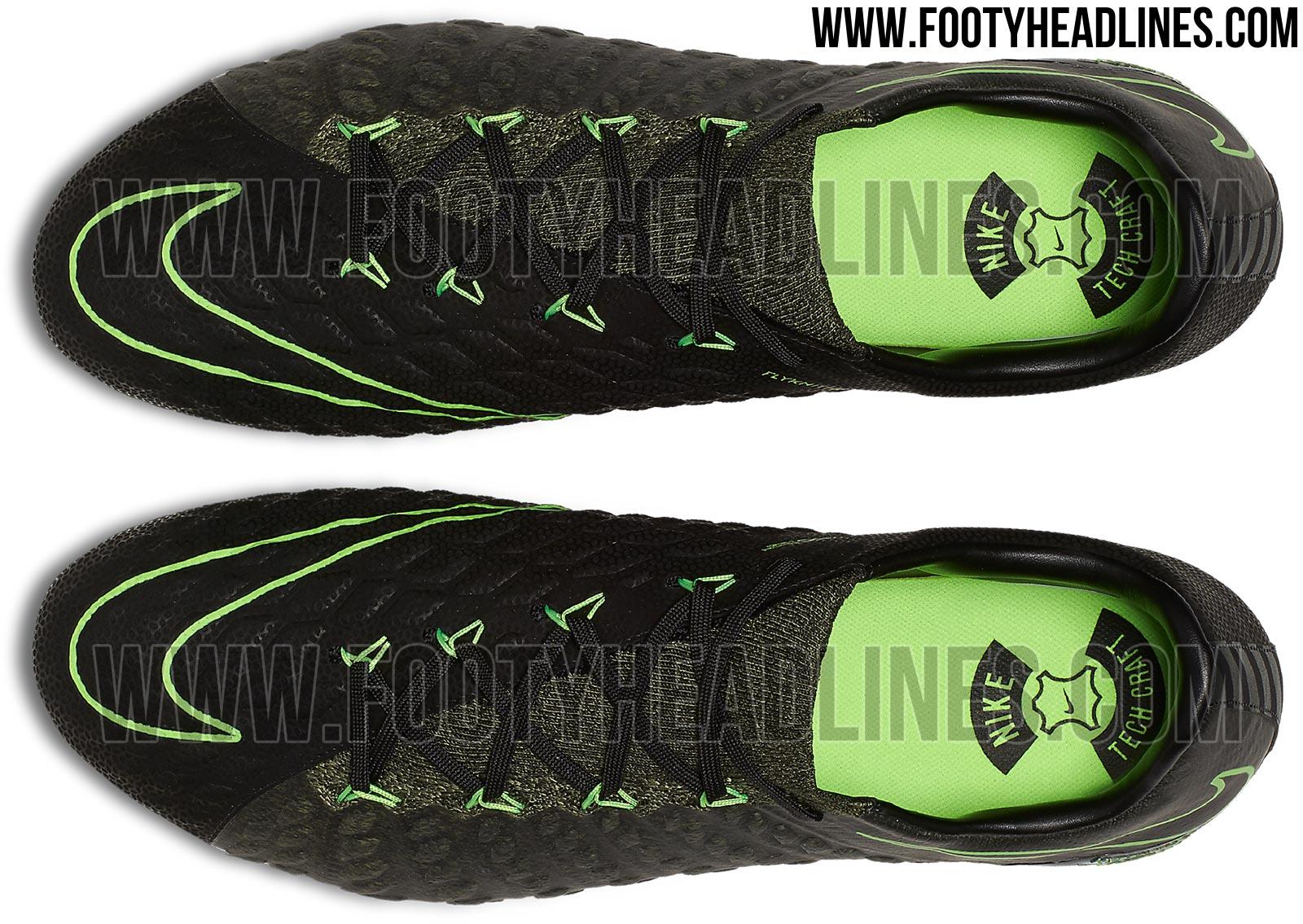 Nike Hypervenom III 3 Phade FG Football Boots Mens