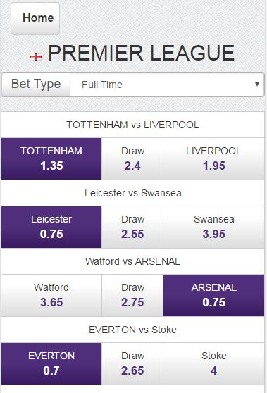 Hollywoodbets Quick Striking Soccer Coupon