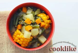 Resep Dan Cara Membuat Sayur Asem