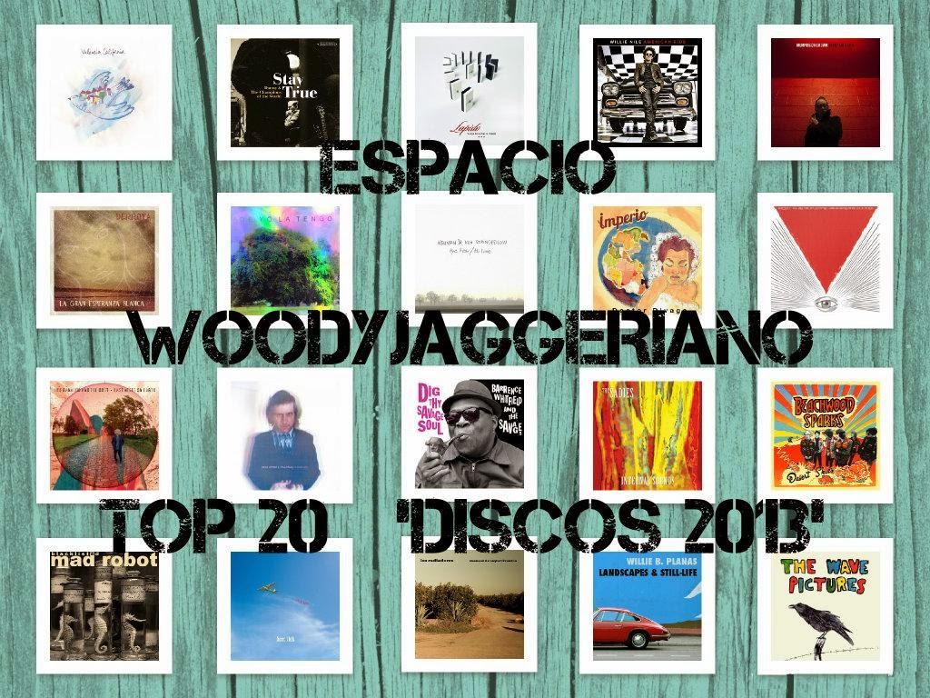 Los mejores discos del 2013
