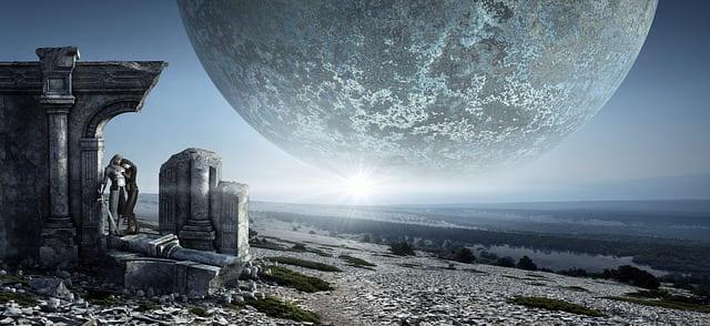 Η Σελήνη ως άρμα των ψυχών
