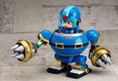 "Nendoroid More Rabbit Ride Armor de ""Megaman X"" - Good Smile Company"