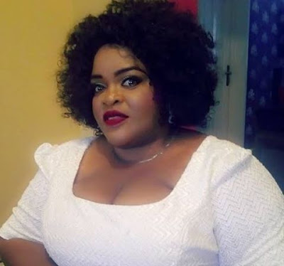 Allwell Ademola revealed why he fell in love with her late husband's best man