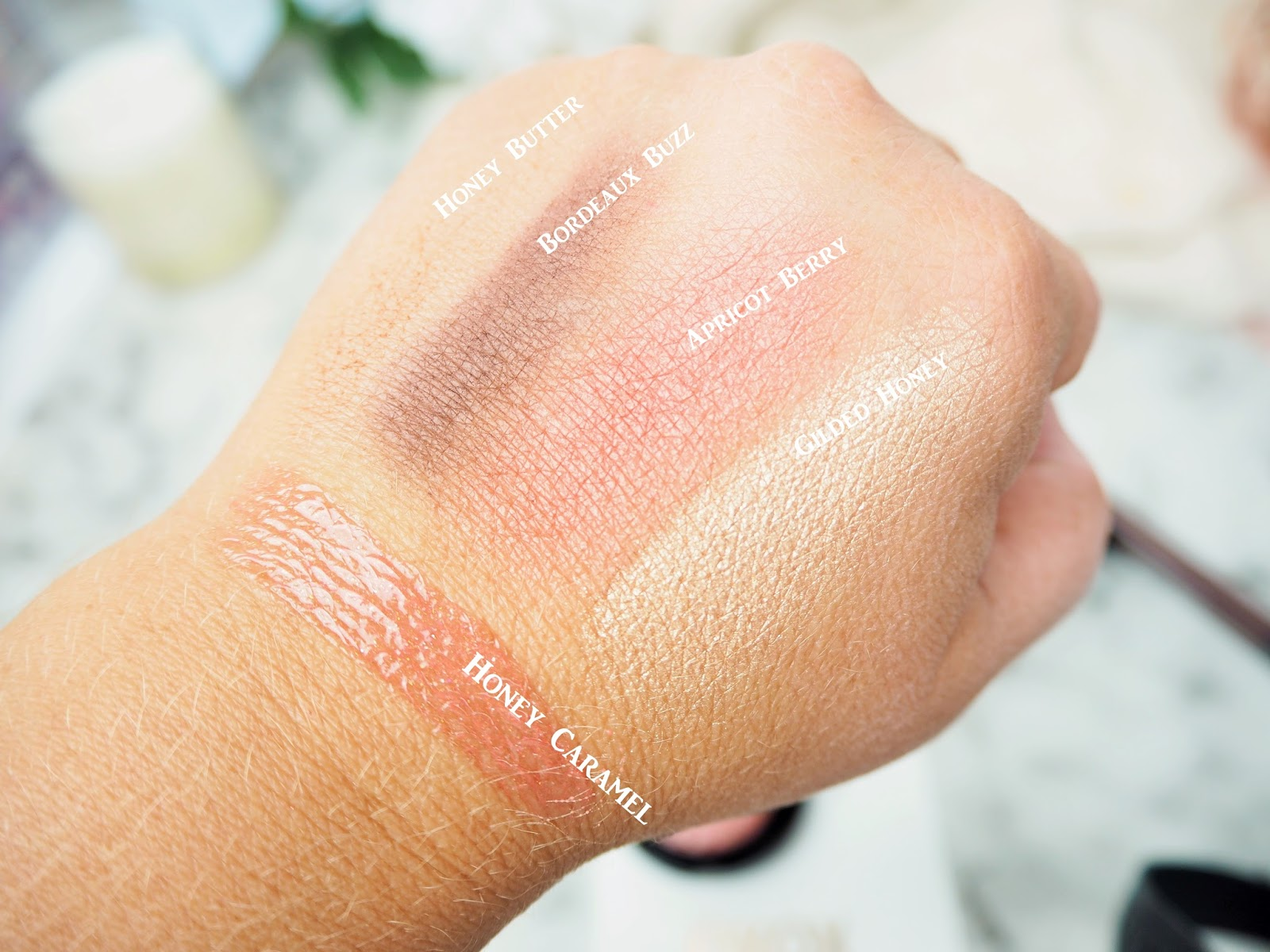 Laura Geller Swatches