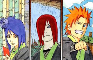 5 Fakta Desa Amegakure dalam Anime Naruto!
