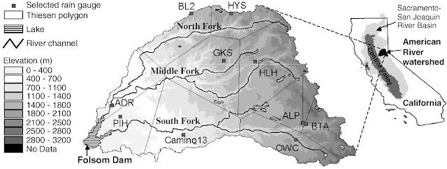 Metode Perhitungan Curah Hujan Daerah Aliran Sungai