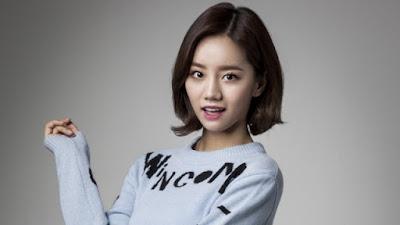 Hyeri Girl's Day Keluar dari Rumah Sakit