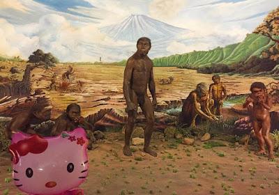 foto museum manusia purba sangiran