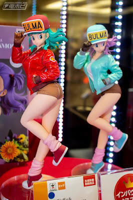 Glitter and Glamurous Bulma