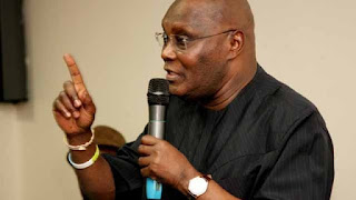 BREAKING: VISIT AMERICA AND SEE WHAT WILL HAPPEN TO YOU – PRESIDENCY DARES ATIKU