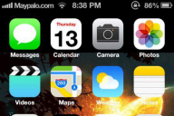 Download iOS 7 Theme Agar iPhone Anda Bergaya iOS 7