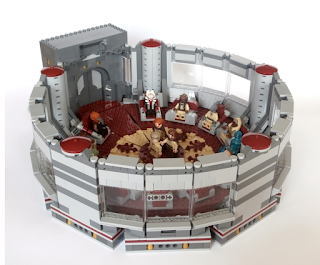 Jedi High Council Chamber LEGO Ideas 2016 Finalist