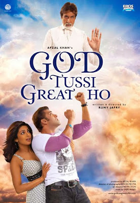 Poster Of Bollywood Movie God Tussi Great Ho (2008) 300MB Compressed Small Size Pc Movie Free Download worldfree4u.com