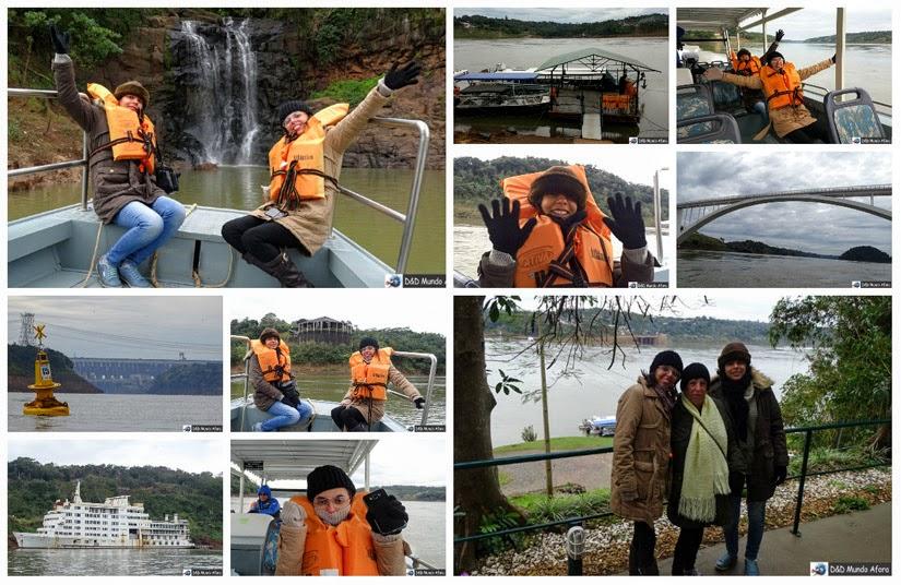 Encontro das Águas de Foz do Iguaçu