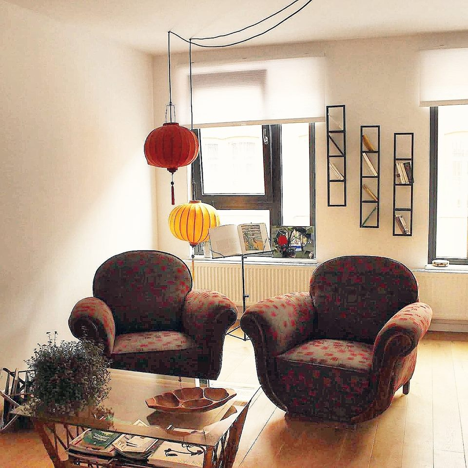 Beyond Blush: Travel Diaries: Our Airbnb in Brussels, Belgium