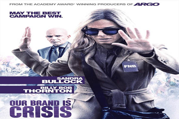 Film produksi warner bros, Our Brand Is Crisis 2015