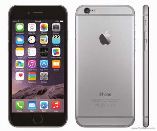 Spesifikasi Apple Iphone 6, gambar Apple Iphone 6, harga Apple Iphone 6, review Apple Iphone 6, komen pengguna Apple Iphone, smartphone, telefon pintar