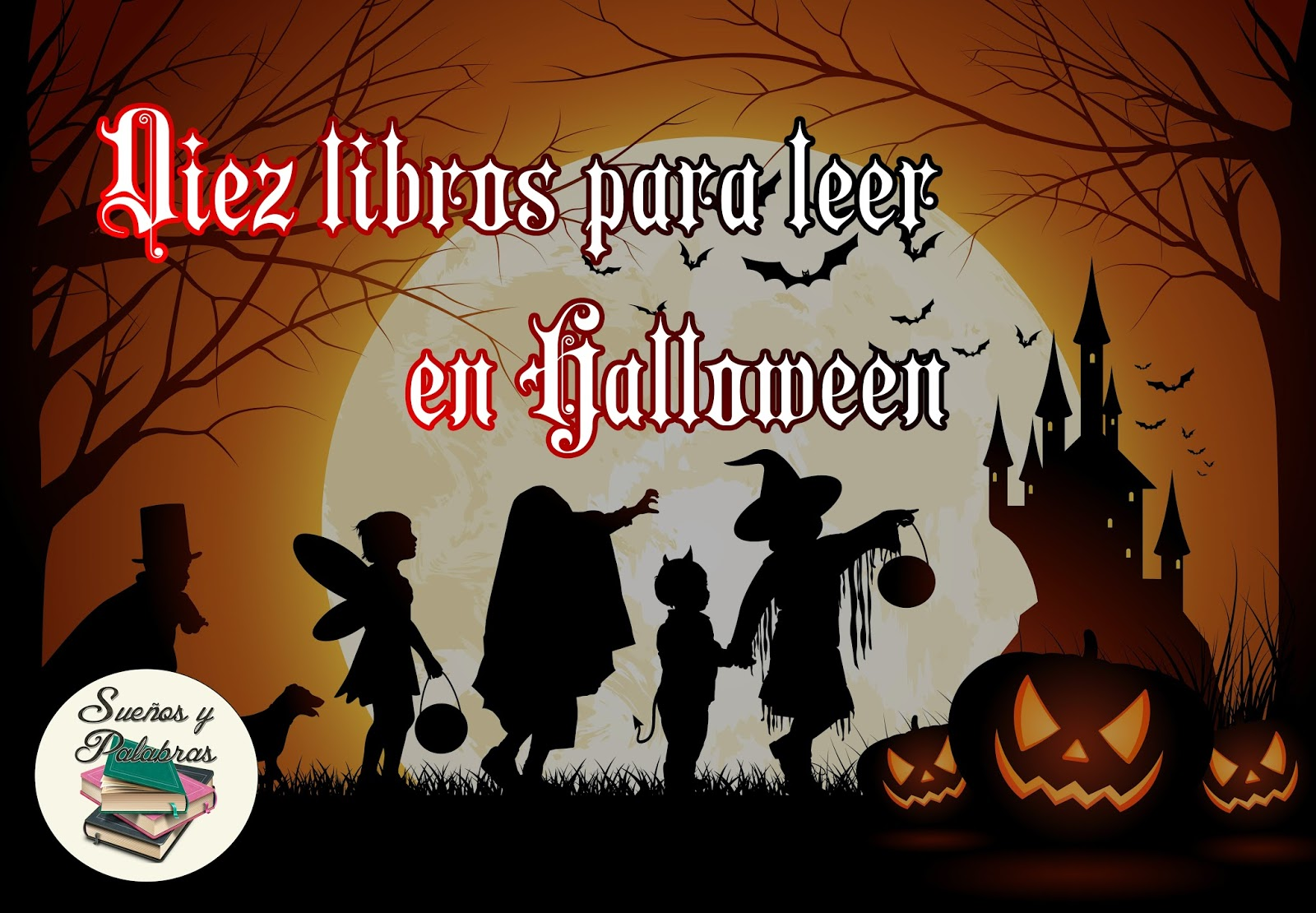 Libros De Halloween Top Ten Tuesday 10 Libros Para Leer En Halloween Sueños