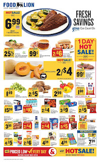 ⭐ Food Lion Ad 8/5/20 ⭐ Food Lion Weekly Ad August 5 2020
