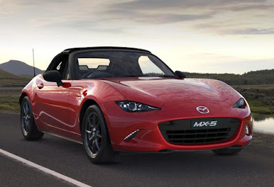 The Mazda MX-5 Models: Sport Club Grand Touring