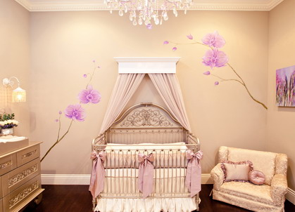 siReal Photo: Baby Bedroom Designs