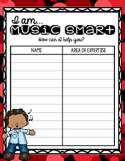 Use these colorful Multiple Intelligence Posters to encourage your students to help each other when working on various projects. Your students will be proud to show off their SMARTS and help their friends!