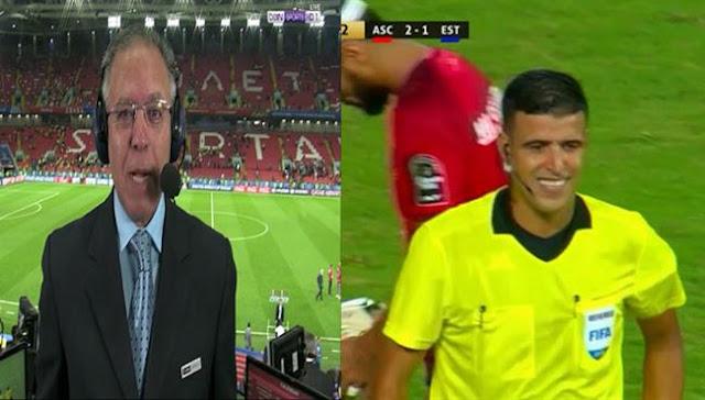 اجتماع عاجل لاتحاد الكرة التونسي بشأن أحداث مباراة الأهلي .. هل ينسحب الترجي؟