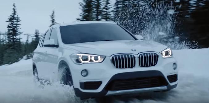 Canzone BMW X1 pubblicità nella versione xLine - Musica spot Gennaio 2017