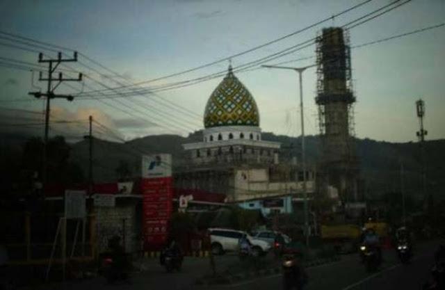MUI: Polisi Wajib Selidiki Motif PGGJ yang Minta Menara Masjid Al-Aqsha Sentani Dibongkar
