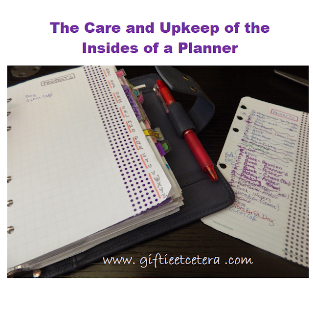 budget, filing, flashback, future, note, parenting, planner, projects,