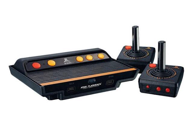 Relançado Atari