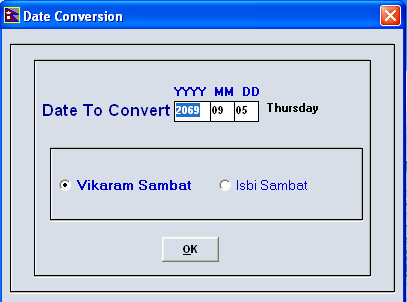 Lunar Days Called Hies Are Also Included In This Calendar It Is Very Useful To Convert Date Into Nepali English And Vice Versa