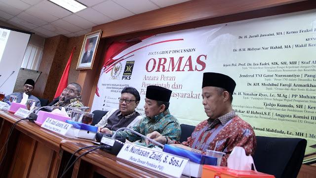 Penegak Hukum Jangan Terlibat Konflik Internal Ormas