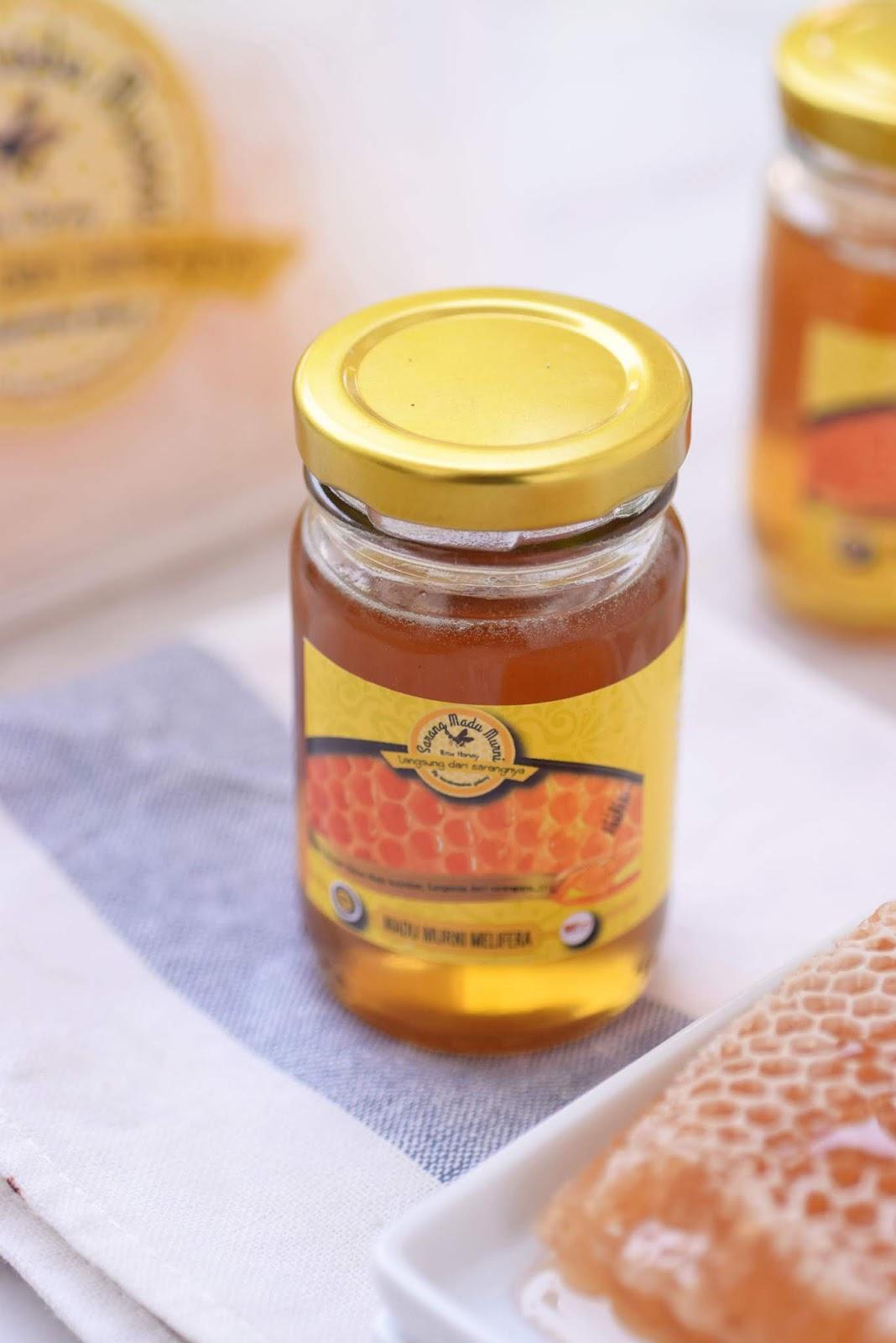 Sarang madu murni