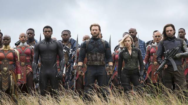 Crítica: Vengadores: Infinity War (2018), de Antony Russo y Joe Russo