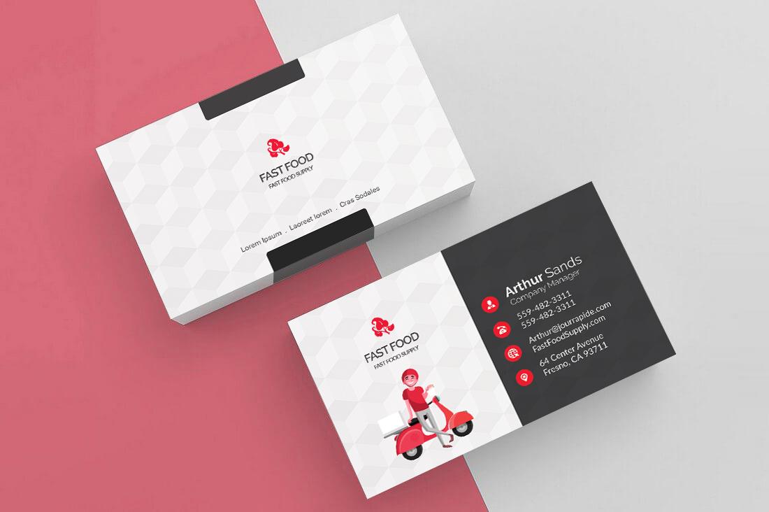 Business Card Inspiration Design