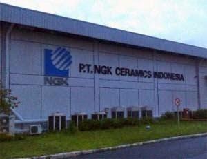 Lowongan Kerja PT. NGK Ceramics Indonesia