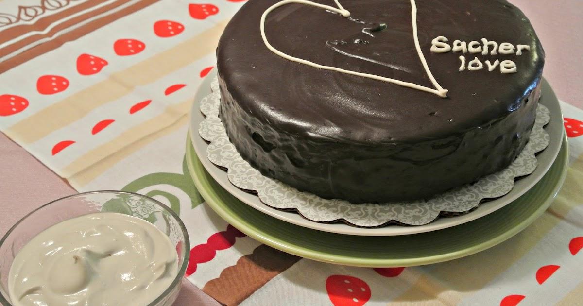 Berkshire Vegan Vegan Sacher Torte