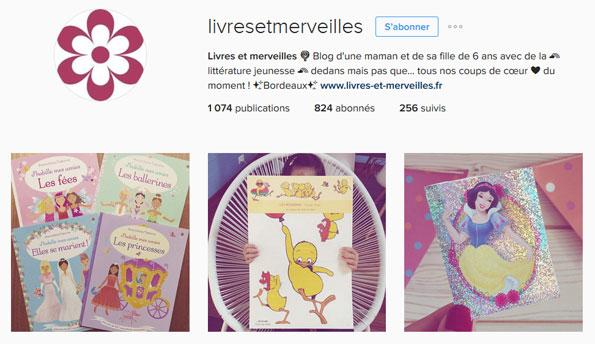 Livres et merveilles sur Instagram - Mois de juin 2016