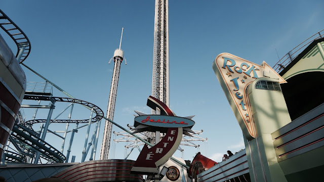 Photo of Rides at Grona Lund in Stockholm