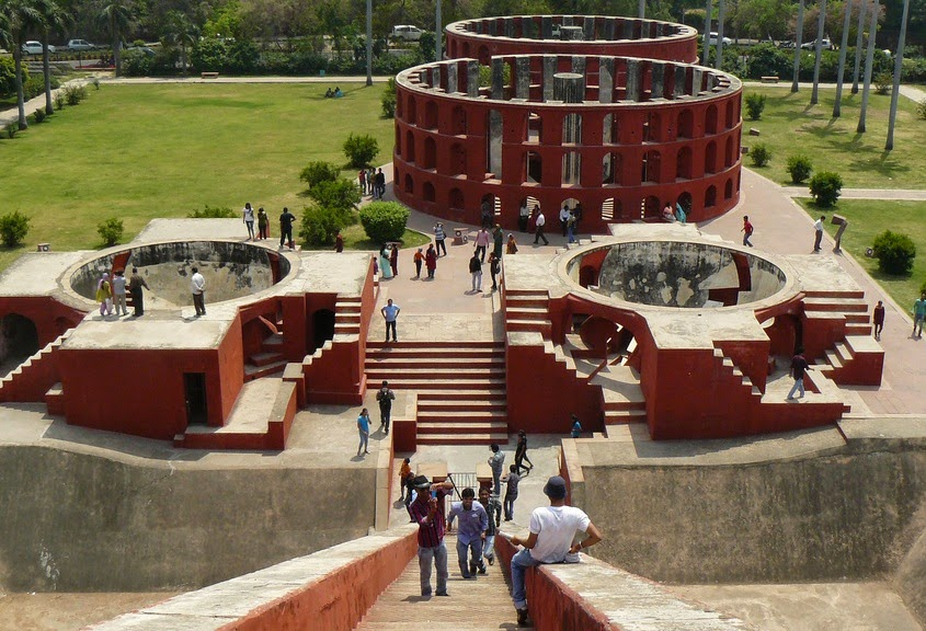 """Jantar Mantar"" is a historical monument of India"