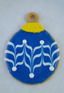 Brown Sugar Ornament Cookies