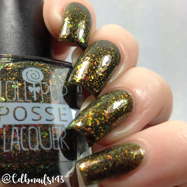 Lollipop Posse Lacquer-The Chariot