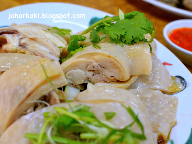 Wee-Nam Kee-Chicken-Rice-Singapore-威南记鸡饭