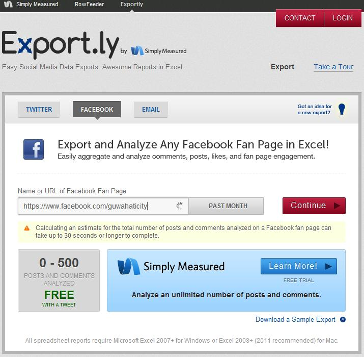 7 of the Best Free Facebook Monitoring Tools Ever Social Media Simplify