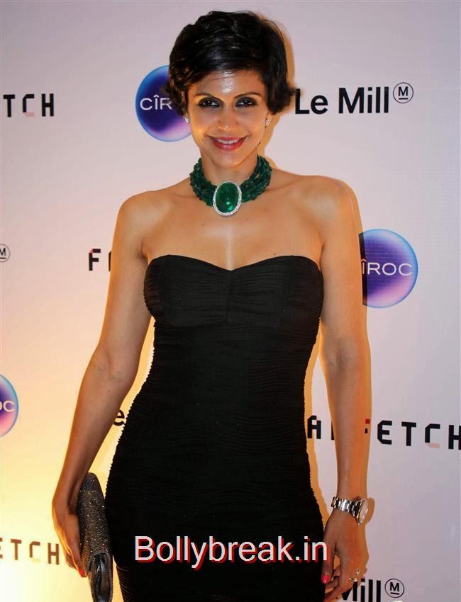 Mandira Bedi, Sonam, Jacqueline attend Farfetch Superstore Le Mill Launch