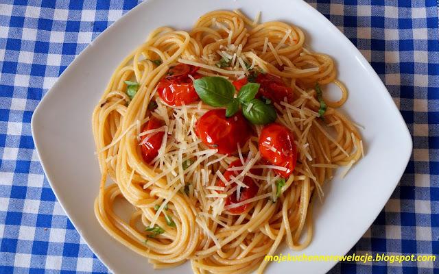 pomidory przepisy