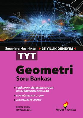 Aydın TYT Geometri Soru Bankası PDF