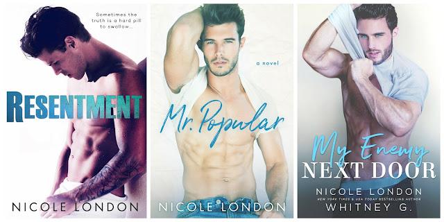Nicole London on Amazon