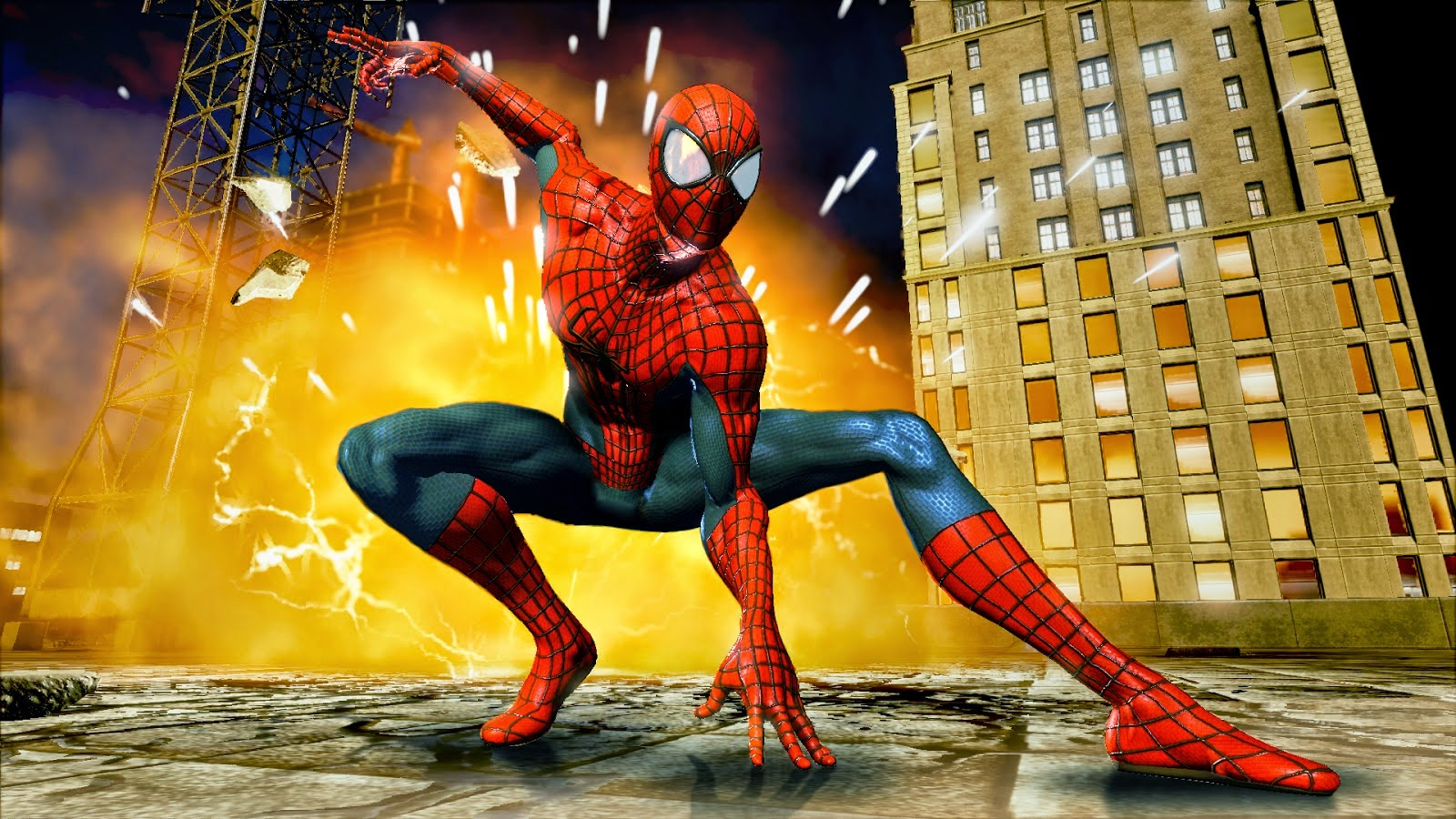 the amazing spider-man 2 game now available - biogamer girl